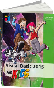 Visual Basic 2015 f�r Kids, Best.Nr. ITP-206, € 24,99