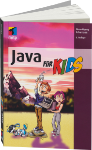 Java für Kids, Best.Nr. ITP-209, € 24,99