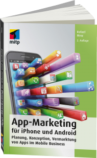 App-Marketing f�r iPhone und Android, Best.Nr. ITP-232, € 24,99