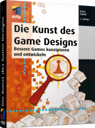 Die Kunst des Game Designs, ISBN: 978-3-95845-282-4, Best.Nr. ITP-282, erschienen 07/2016, € 49,99