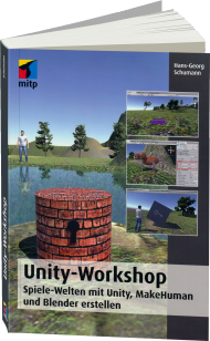 Unity-Workshop, ISBN: 978-3-95845-362-3, Best.Nr. ITP-362, erschienen 05/2016, € 29,99