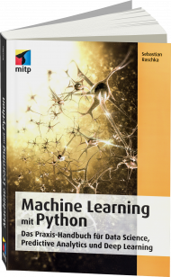 Machine Learning mit Python, Best.Nr. ITP-422, € 49,99