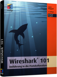 Wireshark 101, ISBN: 978-3-95845-683-9, Best.Nr. ITP-683, erschienen 02/2018, € 44,99