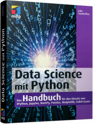 Data Science mit Python, ISBN: 978-3-95845-695-2, Best.Nr. ITP-695, erschienen 01/2018, € 49,99
