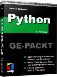 Python GE-PACKT, Best.Nr. ITP-718, € 22,99