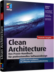 Clean Architecture, ISBN: 978-3-95845-724-9, Best.Nr. ITP-724, erschienen 03/2018, € 29,99
