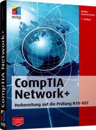 CompTIA Network+, ISBN: 978-3-95845-856-7, Best.Nr. ITP-856, erschienen 10/2018, € 59,99