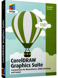CorelDRAW Graphics Suite, ISBN: 978-3-95845-884-0, Best.Nr. ITP-884, erschienen 08/2018, € 24,99
