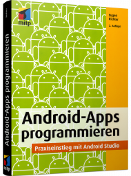 Android-Apps programmieren, ISBN: 978-3-95845-890-1, Best.Nr. ITP-890, erschienen 02/2019, € 24,99