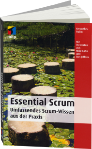 Essential Scrum, ISBN: 978-3-8266-9047-1, Best.Nr. ITP-9047, erschienen 06/2014, € 34,99
