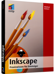 Inkscape, ISBN: 978-3-95845-932-8, Best.Nr. ITP-932, erschienen 11/2018, € 24,99