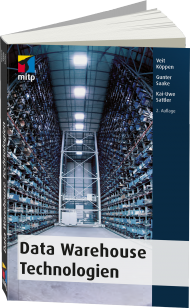 Data Warehouse Technologien, ISBN: 978-3-8266-9485-1, Best.Nr. ITP-9485, erschienen 06/2014, € 29,99