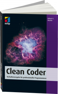 Clean Coder, ISBN: 978-3-8266-9695-4, Best.Nr. ITP-9695, erschienen 04/2014, € 34,99