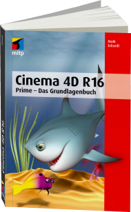 Cinema 4D R16, Best.Nr. ITP-9751, € 34,99