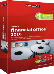 Lexware financial office 2016, Best.Nr. LX-4142, € 369,00