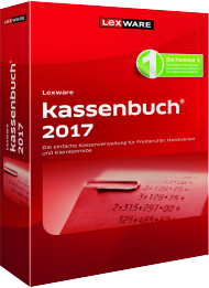 Lexware kassenbuch 2017 (16.0) (Download), Best.Nr. LXO1161, € 89,00