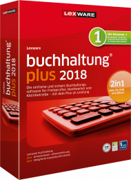 Lexware buchhaltung plus 2018 (Download), Best.Nr. LXO1188, € 249,00