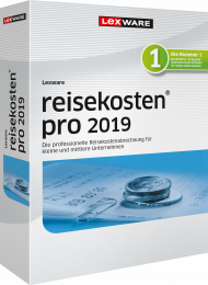 Lexware reisekosten pro 2019 (Download), EAN: 9783648115855, Best.Nr. LXO1209, erschienen 11/2018, € 517,20