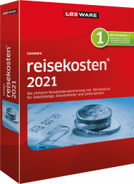 Lexware reisekosten 2021 Jahresversion (Download), EAN: 9783648143421, Best.Nr. LXO1241, € 119,95