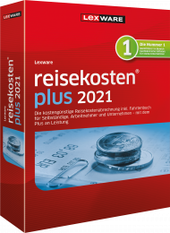 Lexware reisekosten plus 2021 Jahresversion (Download), EAN: 9783648143452, Best.Nr. LXO1242, € 259,95
