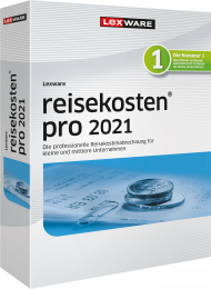 Lexware reisekosten pro 2021 Jahresversion (Download), EAN: 9783648144862, Best.Nr. LXO1243, € 559,00