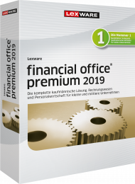 Lexware financial office premium 2019 (Download), EAN: 9783648117453, Best.Nr. LXO4182, erschienen 12/2018, € 1.193,40