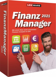 Lexware FinanzManager 2021 (Download), EAN: 9783648139462, Best.Nr. LXO6060, erschienen 05/2020, € 44,95