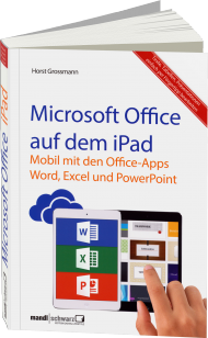 Microsoft Office auf dem iPad, Best.Nr. MA-943, € 19,90