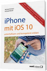 iPhone mit iOS 10, Best.Nr. MA-996, € 22,00