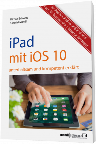 iPad mit iOS 10, Best.Nr. MA-997, € 22,00
