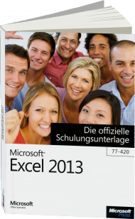 Microsoft Excel 2013, ISBN: 978-3-86645-031-8, Best.Nr. MS-5031, erschienen 01/2014, € 14,90