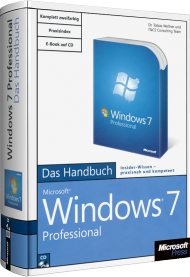 Microsoft Windows 7 Professional - Das Handbuch, Best.Nr. MS-5129, € 39,90