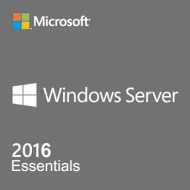 Microsoft Windows Server 2016 Essentials SB, Best.Nr. MSL3097, erschienen 10/2016, € 409,00