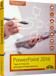 PowerPoint 2016, ISBN: 978-3-95982-017-2, Best.Nr. MT-2017, erschienen 09/2017, € 19,95