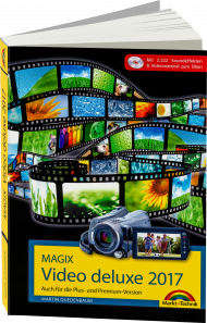 MAGIX Video deluxe 2017, Best.Nr. MT-2064, € 29,95