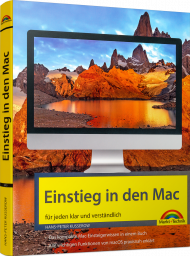 Einstieg in den Mac, Best.Nr. MT-2073, € 19,95