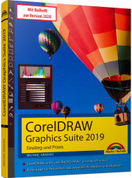 CorelDRAW Graphics Suite 2019/2020, ISBN: 978-3-95982-244-2, Best.Nr. MT-2244, erschienen 10/2020, € 19,95