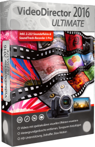 VideoDirector 2016 Ultimate, EAN: 9783959827119, Best.Nr. MT-2711, erschienen 12/2015, € 29,99