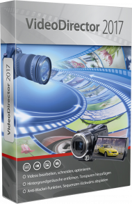VideoDirector 2017, EAN: 9783959827744, Best.Nr. MT-2774, erschienen 10/2016, € 19,99