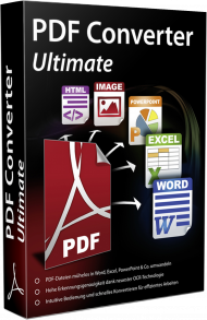 PDF Converter Ultimate, Best.Nr. MT-80494, € 29,99