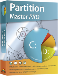 Partition Master PRO, EAN: 4251357805350, Best.Nr. MT-80535, erschienen 09/2018, € 26,95