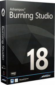Ashampoo Burning Studio 18, Best.Nr. MT-80542, € 19,99