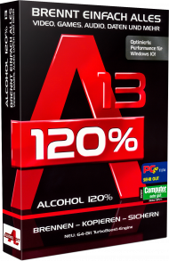 Alcohol 120% 13, EAN: 4251357806234, Best.Nr. MT-80623, erschienen 08/2018, € 24,99