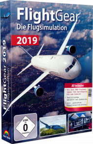 FlightGear 2019, EAN: 4251357806562, Best.Nr. MT-80656, erschienen 01/2019, € 14,99
