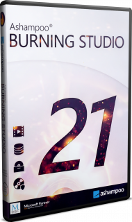 Ashampoo Burning Studio 21, EAN: 4251357807859, Best.Nr. MT-80785, erschienen 02/2020, € 17,95