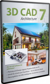 3D CAD 7 Architecture, EAN: 4251357808184, Best.Nr. MT-80818, erschienen 10/2020, € 39,99