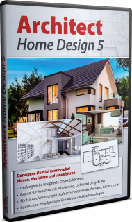 Architect Home Design 5, EAN: 4251357808283, Best.Nr. MT-80828, erschienen 10/2020, € 26,99