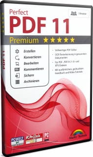 Perfect PDF 11 Premium, EAN: 4251357808924, Best.Nr. MT-80892, erschienen 10/2020, € 36,95