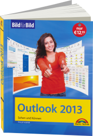 Outlook 2013 - Bild für Bild, Best.Nr. MT-84268, € 12,95