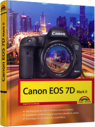 Canon EOS 7D Mark II Handbuch, Best.Nr. MT-84343, € 39,95